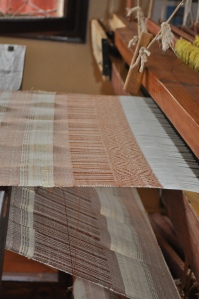What Martin was weaving! Amazing.