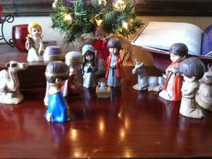 nativity, mammaw