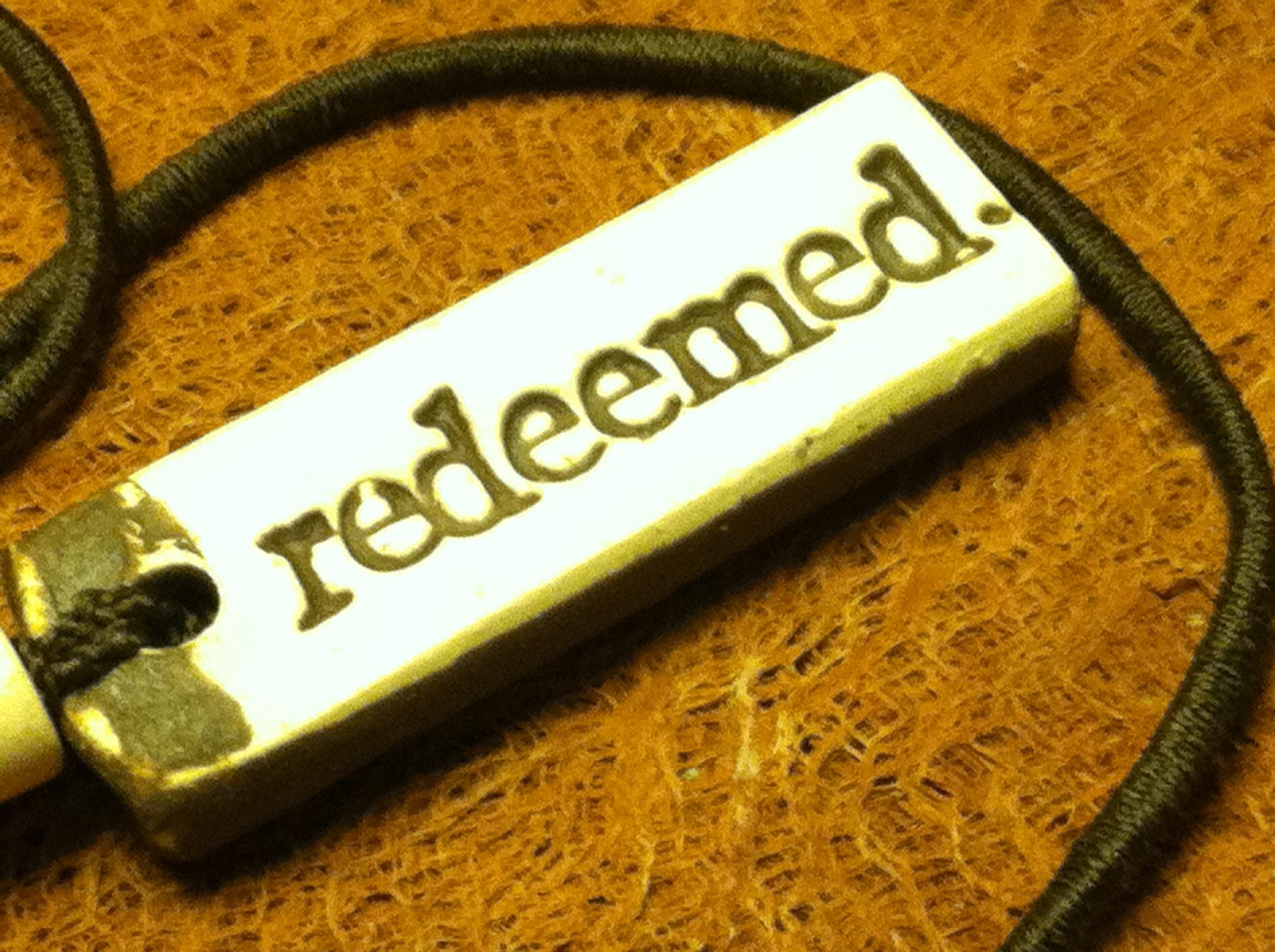 Redeemed Redeemed Jen Underwood