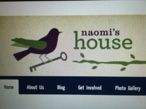 Click on the link at the bottom of the post to visit Naomi's House website.